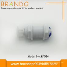Adaptador de Buik cabeça de acoplamento rápido de cor branca