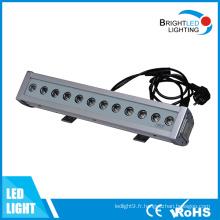Lumière de contour d'IP65 5W / 6W / 10W / 12W LED en tant que rondelle de mur linéaire
