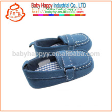 2016 new style baby flat lazy canvas shoes
