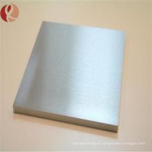 Folha do molibdênio do óxido da pureza 99,95%