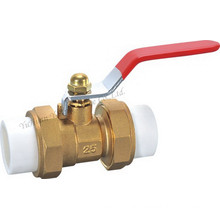 Brass Ball Valve with Factory Price (YD-1001)