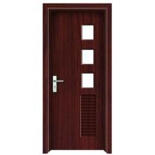 PVC wooden doors