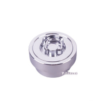 chrome plated kitchen sink drainer water stopper
