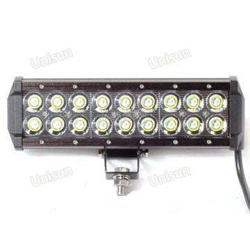 9-32V Luz de barra LED CREE impermeable de 12 pulgadas 72W