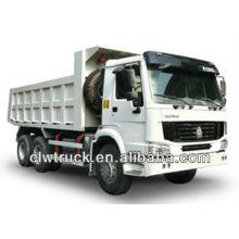 SINOTRUCK HOWO 6x4 camión volquete, ZZ3257N3847B camión volquete