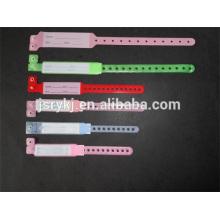 CE zugelassenes Armband für Krankenhauspatienten