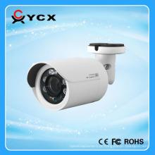Venda quente Effio-e sony CCD 700TVL matriz IR LEDs fixo lente 3.6mm Wateproof IP66 CCTV Mini Bullet câmera ao ar livre