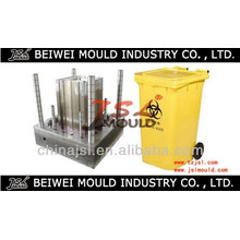 Plastic Custom Outdoors Garbage Can Mould