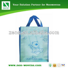 high quality nonwoven flannel cotton shoe bag