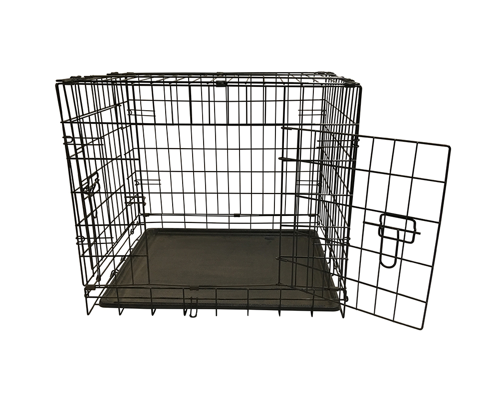 Two Door Dog Crate