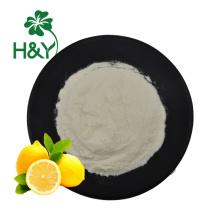 Zitronenschalentee-Pulver 100% Zitronensaftpulver