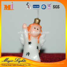 Supplier Wholesale Angel Shaped Christmas Candle