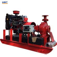 Bomba de água de combate a incêndios elétrica da boca de incêndio de motor diesel de BK04B para venda