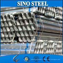 Pre-Galvanized Gi Fence Pipe China Supplier