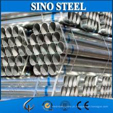 Preço barato tubo de aço galvanizado (Q195-Q235)