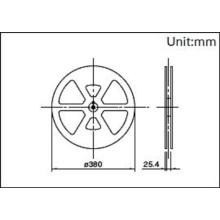 Interrupteur à glissière de rebond sur la gauche