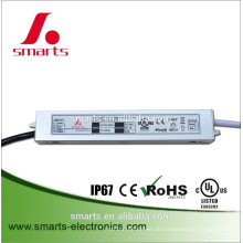 single output DC24v 24w constant voltage led driver for led flash light