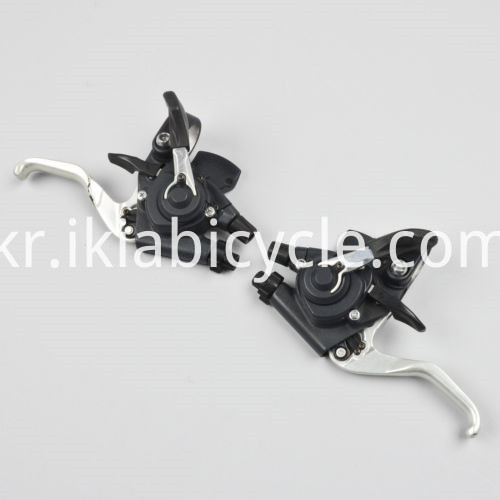Aluminium Bike Thumb Shifter