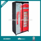 Bedroom simple designs fabric portable wardrobe closets