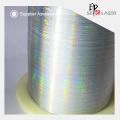 Holograma de fita invioláveis para vestuário