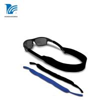Benutzerdefinierte bunte Neopren Bulk Sonnenbrille Strap