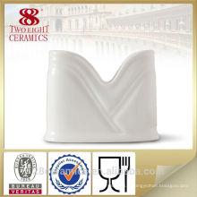 Wholesale articles de décoration en céramique royale, titulaire de tissu en céramique
