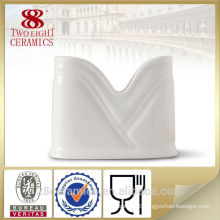 Wholesale royal ceramic decoration items,ceramic tissue holder