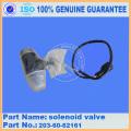 Komatsu PC60-7 Bagger-Magnetventil 203-60-62161