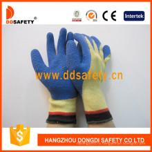 Порезостойкие Перчатки Голубого Латекса Dcr311