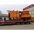 Efficient wood crusher/wood chip hammer mill