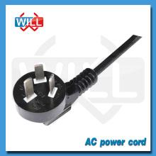 Factory Wholesale au power cord avec on off