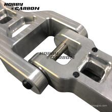 CNC Usinagem de Peças de Alumínio de Desenho 3D / 2D