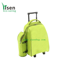 Fashion Waterproof Trolley Cooler Bag (YSCB00-112)