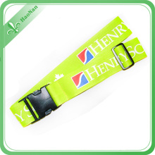 High Quality Airport Travel Custom Made Suitcase Luggage Lanyard Strap, Elastic Luggage Strap