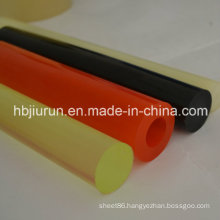 Casting Red PU Hollow Rod for Engineer