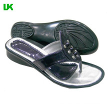 ladies slippers with PU upper and EVA sole