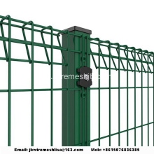 PVC Coated Rolltop Fence / BRC Fence / Pool Fence