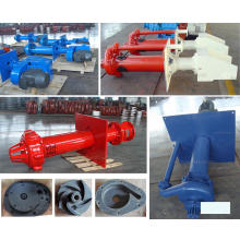 Mineral Processing Solids Vertical Sump Slurry Pump