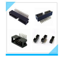Factory Custom Electronic PCB Connector 2.54mm Box Header