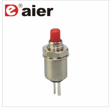 5.2mm Mini Plastic Normally Open 125VAC Momentary Push Button Switch