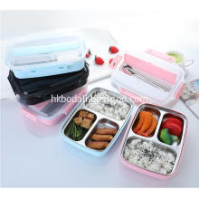304 Stainless Steel Insulated Lunch Box For Students
