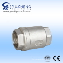 H12W Stainless Steel Vertical Check Valve