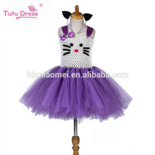 Baby Girls Tutu Dress Princess Ball Gown Kids Party Tulle Dress Children Dance Clothing For Birthday Wedding Flower Girl Dresses