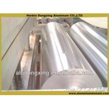 Lamelle en aluminium pour radiateur automobile
