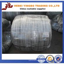 Bwg 12 14 16 18 Quente Fio De Ferro Galvanizado / Elétrico Galvanizado Feito na China (fábrica real)