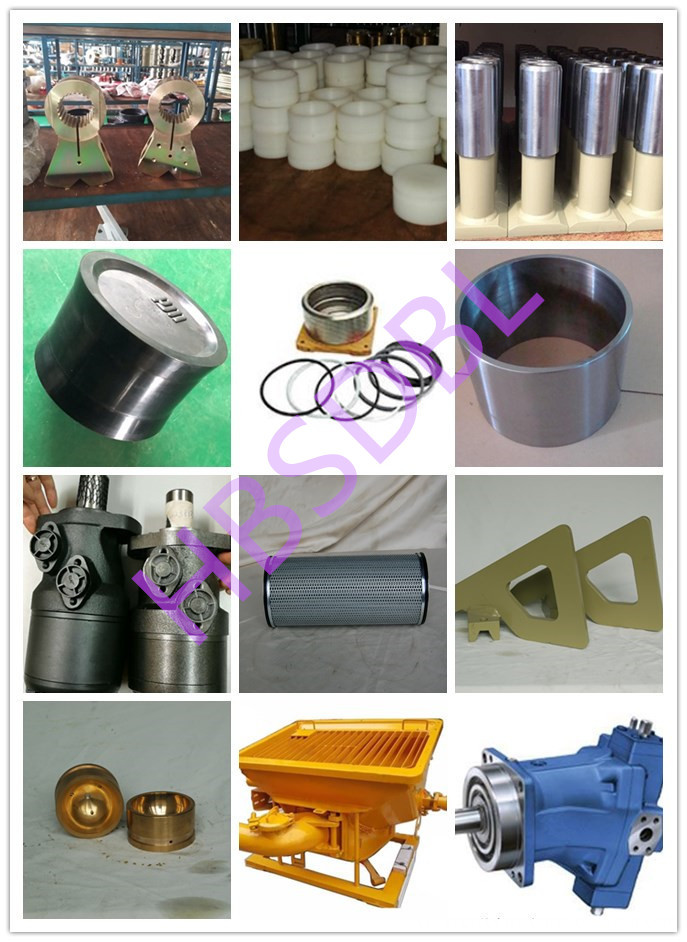 Concrete Pump Parts