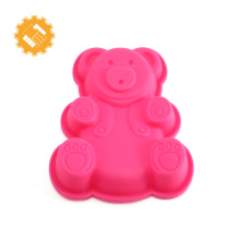 100% food grade DIY premium silicone animal shaped cake mould