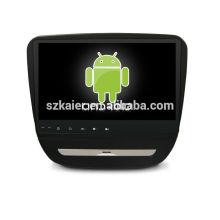 Quatro núcleos! Android 6.0 carro dvd para Malibu com 9 polegadas tela capacitiva / GPS / Link Mirror / DVR / TPMS / OBD2 / WIFI / 4G