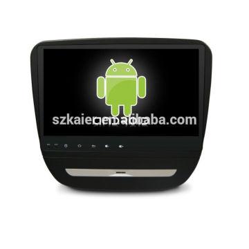 Vier Kern! Android 6.0 Auto-DVD für Malibu mit 9 Zoll kapazitivem Schirm / GPS / Spiegel-Verbindung / DVR / TPMS / OBD2 / WIFI / 4G