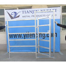 Hot Dipped Galvanized Cattle Panel/Cheap Galvanized Calf Cattle Self Locking Panels/Farm Fence Cattle Sheep Fence Panel Livestock Guardrail